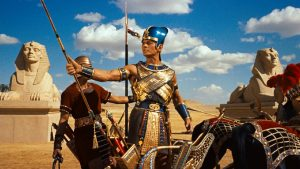 5 Facts About – The Ten Commandments Movie
